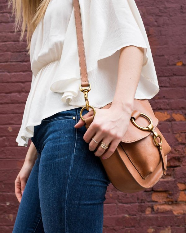 white, jeans, shoulder, fashion model, handbag,
