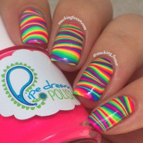 Striped Rainbow