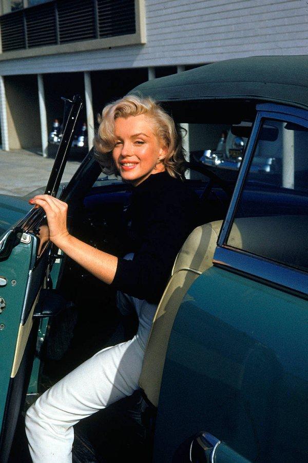 Marilyn Monroe Vintage Photo