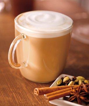 Soy Tazo Chai Tea Latte