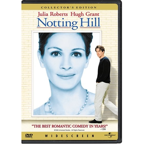 Notting Hill, Notting Hill, NOTTING HILL, Notting Hill, NOTTING HILL,