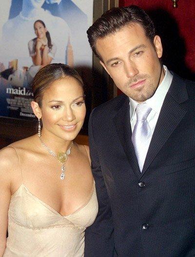 Ben Affleck And Jennifer Lopez Jennifer Lopez And Ben Affleck
