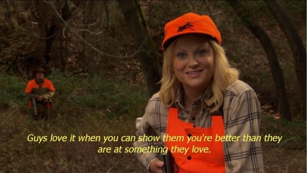Guys 9 Hilarious Leslie Knope Quotes That Ll Make You Love Her