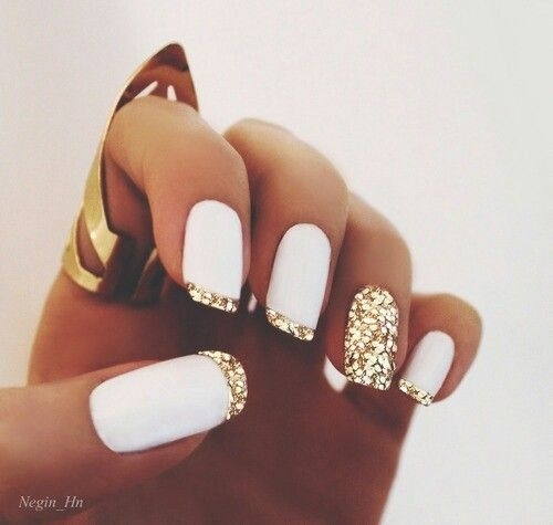 4 Essayez D'or Blanc