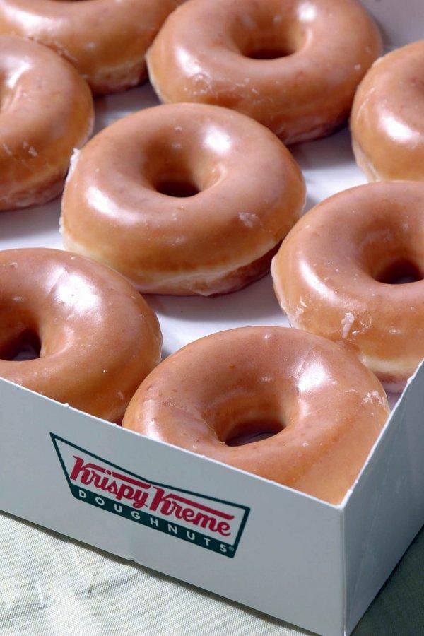 Copy Cat Recipe for Krispy Kreme Donuts