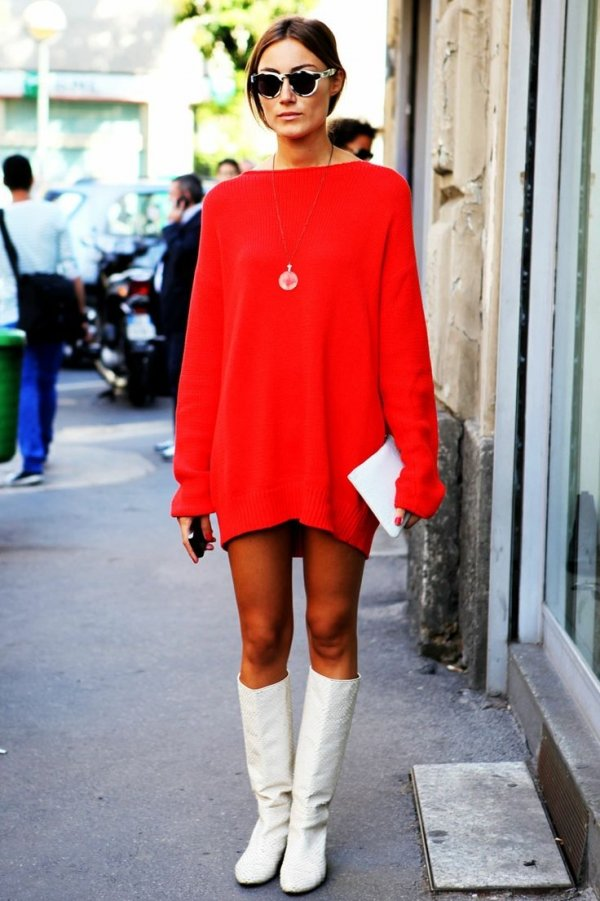 Oversized Sweater 7 Street Style Mod Outfits To Recreate