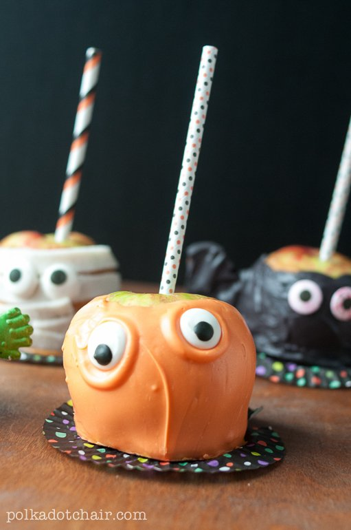Candy Apple Monsters