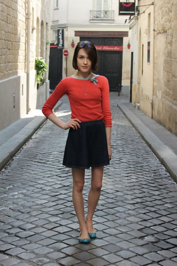 clothing,red,dress,footwear,snapshot,