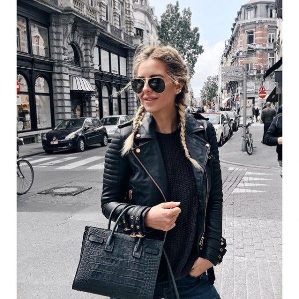 clothing, denim, leather, jacket, outerwear,