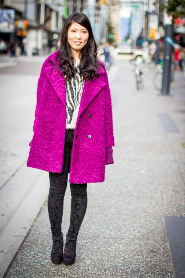 Accessorize with Your Outerwear