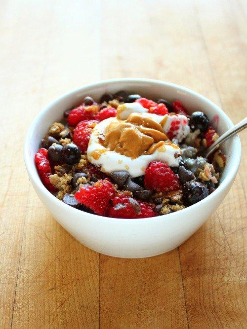 food, vegetarian food, breakfast cereal, dessert, superfood,