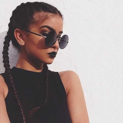 Awe Inspiring 9 Long Braids 15 Quothipsterquot Hairstyles That Just About Anyone Short Hairstyles Gunalazisus