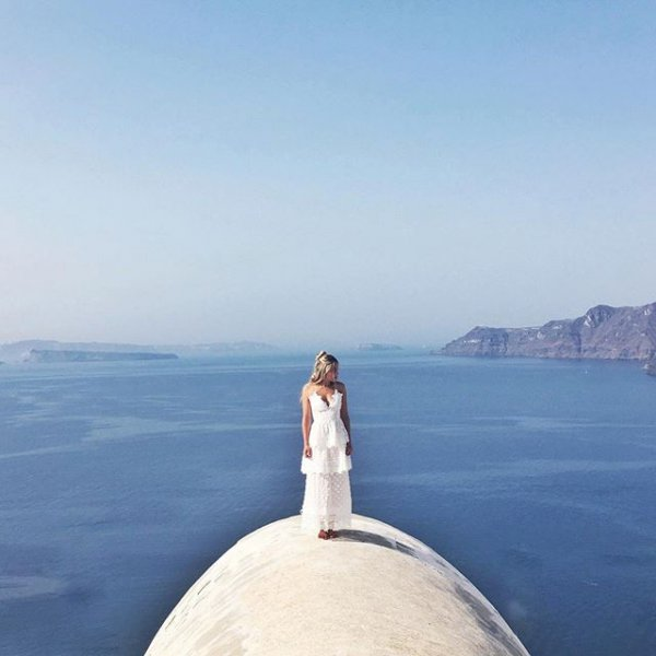 blue, sea, horizon, vacation, lake,