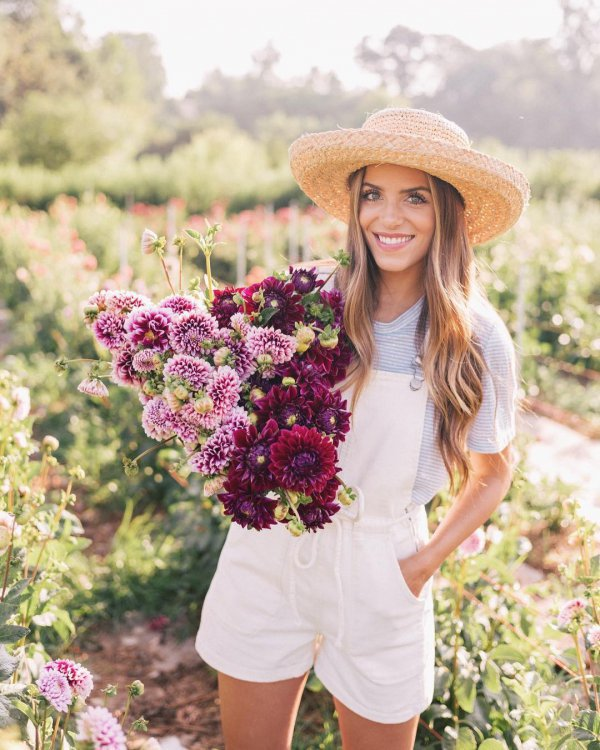 flower, beauty, lavender, lilac, purple,