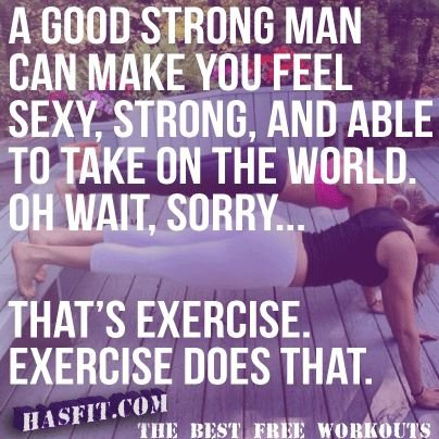 A Good Man Vs. Exercise - Does Giggling Burn Calories ...