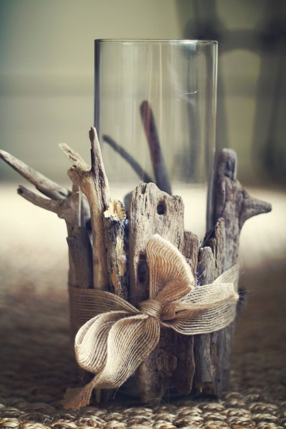 34 driftwood crafts to give a beachy feel to your home for Driftwood crafts to make