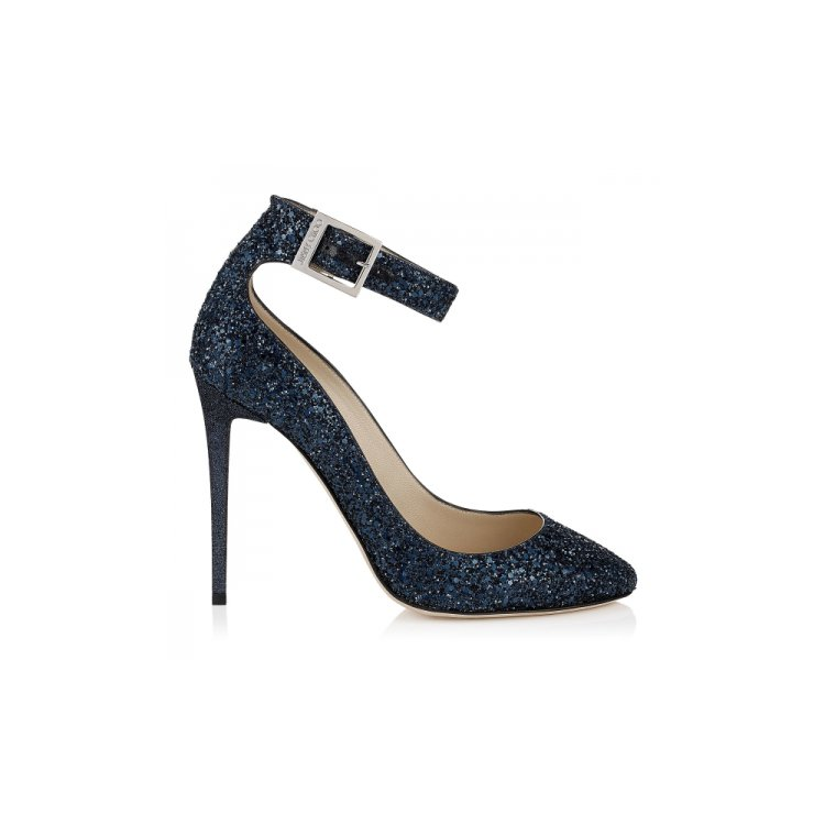 footwear, high heeled footwear, shoe, leather, electric blue,