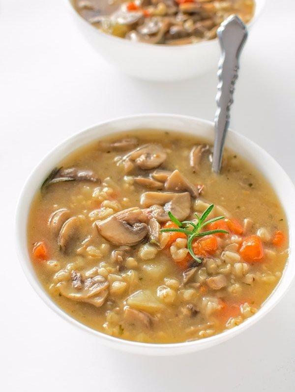 Ultimate Mushroom Soup