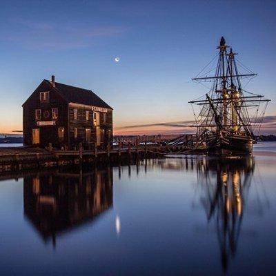 reflection, sky, water, dusk, evening,
