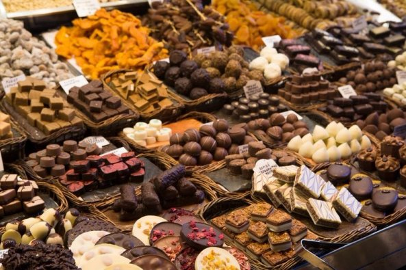 Museum of Cocoa and Chocolate – Belgium