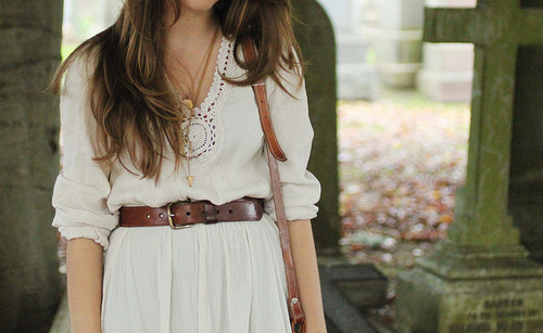Belts Are a Must Have