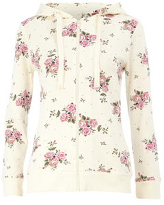 Floral Hoodie - 9 Adorable Floral Prints ... → 👗 Fashion