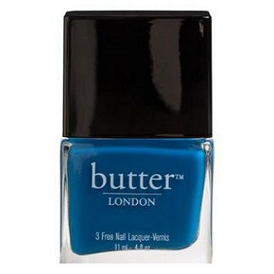 Matching Blue Nails...