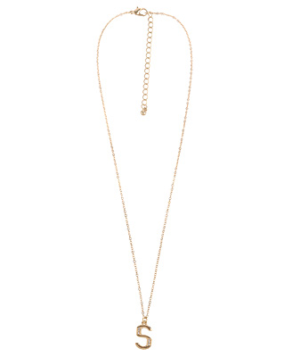 forever 21 initial necklace 7 stylish initial necklaces