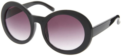 Jeepers Peepers 60s Retro-Look Sunglasses