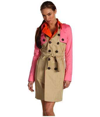 Dsquared2 Menage a Trois Trench