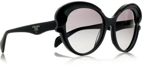 Prada Sunglasses Price  prada erfly frame sunglasses 9 glamorous retro look