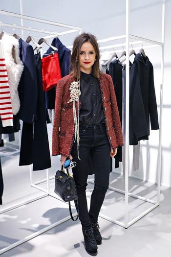 Miroslava Duma 10 Fashion Editors With The Most Fabulous Style