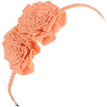Leatherette Rosette Headband
