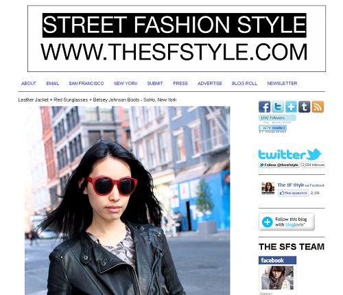Street Fashion Style