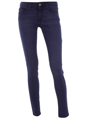 Indigo Skinny Jean - 9 Stylish Dark Denim Fashion Pieces for…