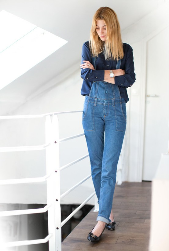 7 Essential Tips on How to Wear Overalls Fashionably ... …