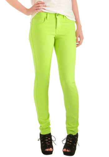 8 New Season Neon Jeans – Rad or Bad? → 👗 Fashion