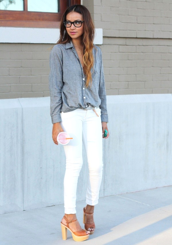 Tuck Your Shirt in - 20 Stylish Ways to Wear Jeans ... u2026