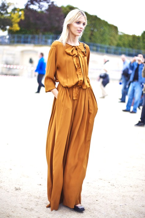 Jumpsuits 20 Fall Fashion Trends For 2012 Fashion