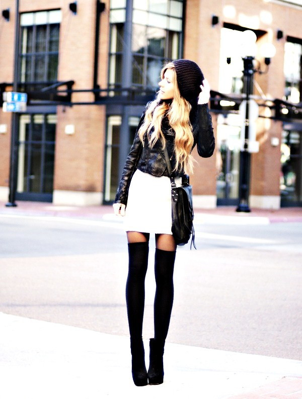 14 match your stockings 20 fashion tips to make you look taller