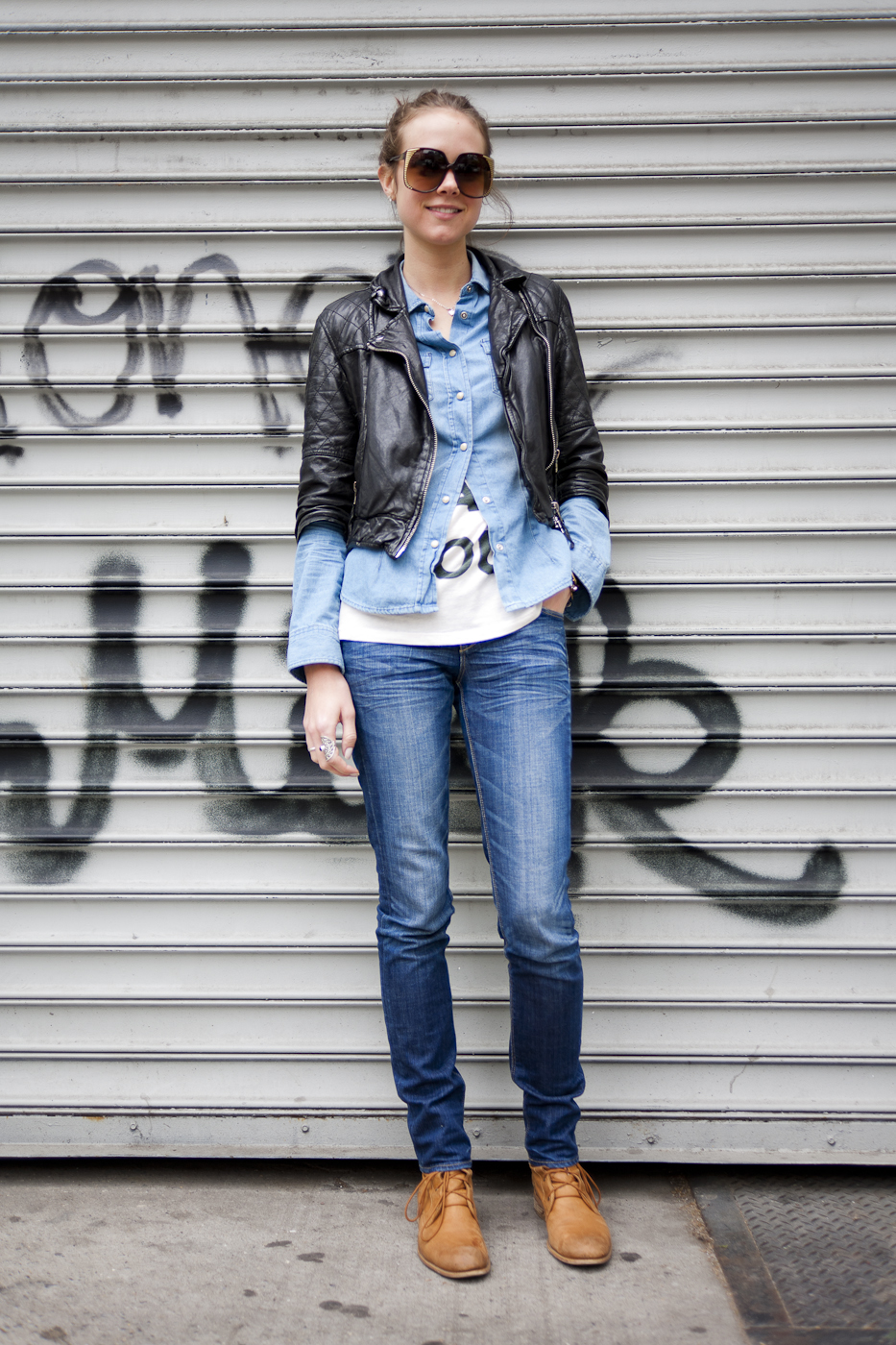 10 Tips For Wearing Denim On Denim Fashion