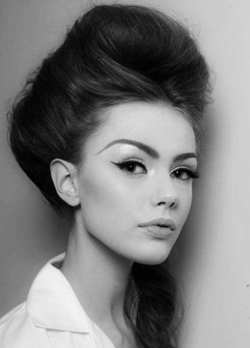 beehive hair 8 ways to achieve that 60s factory