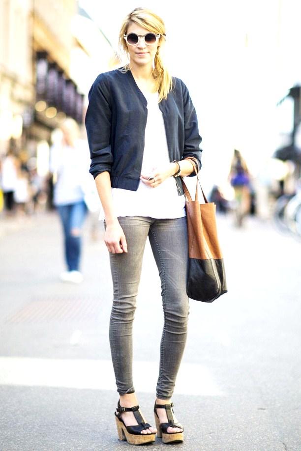 Znalezione obrazy dla zapytania Short jackets women style