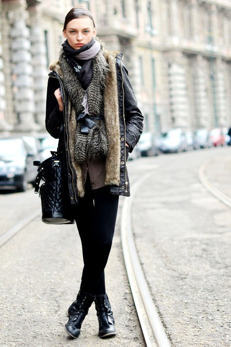18 Tips To Transition Your Wardrobe Into Winter Fashion