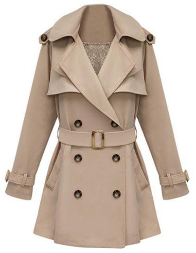 Trench Coat Girl