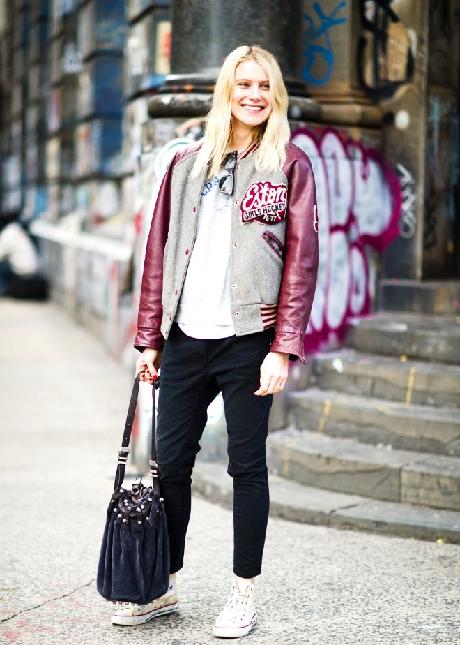 How To Wear Bomber Jacket Women - JacketIn