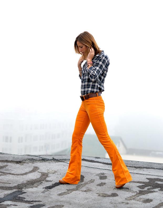 7 Tips for Wearing Corduroy ... → 👗 Fashion