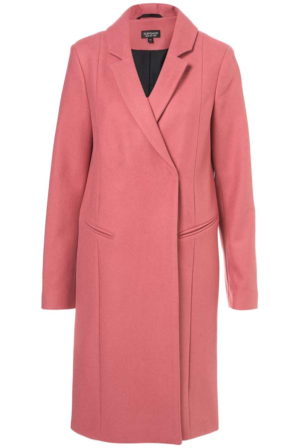 9 Prettiest Pink Coats of the Season ... Fashion