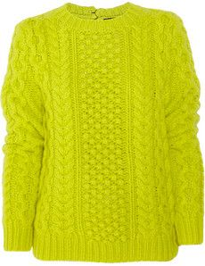 Cable Knit Cashmere Sweater - 8 Cashmere Sweaters Every?