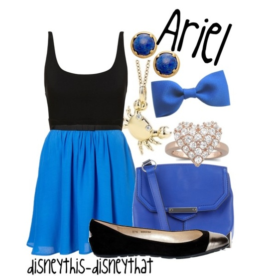 Ariel From Quot The Little Mermaid Quot 9 Disney Inspired